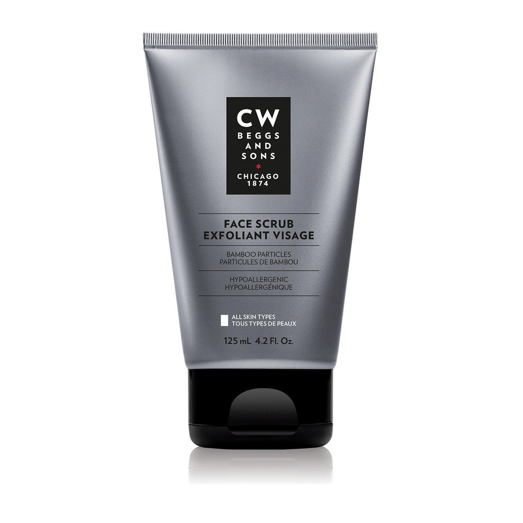 CW Beggs and Sons Face Scrub Facial Care CW Beggs and Sons