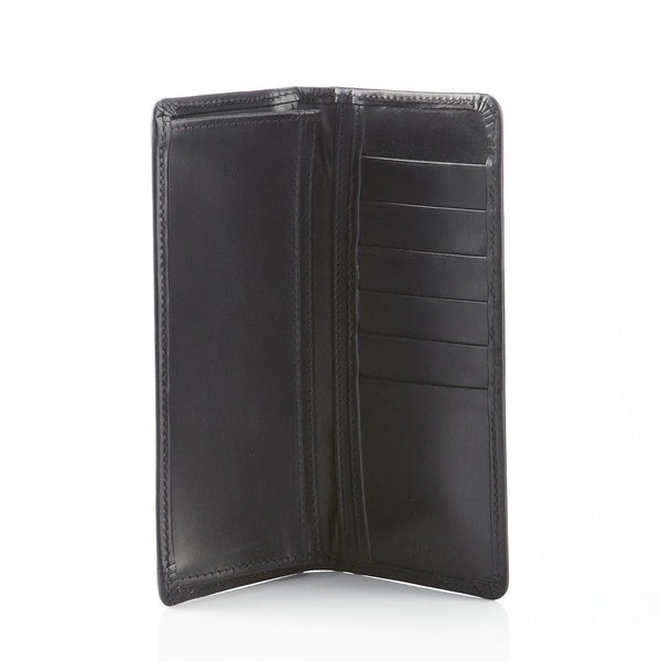 Daines & Hathaway Slim Wallet, Bridle Black - Fendrihan - 1