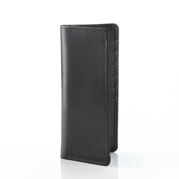 Daines & Hathaway Slim Wallet, Bridle Black - Fendrihan - 2