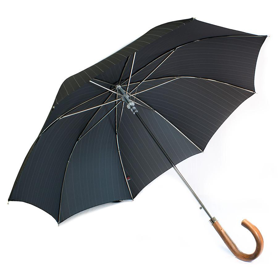 Doppler Orion Diplomat Gentlemen's Umbrella, Pinstripes Umbrella Doppler
