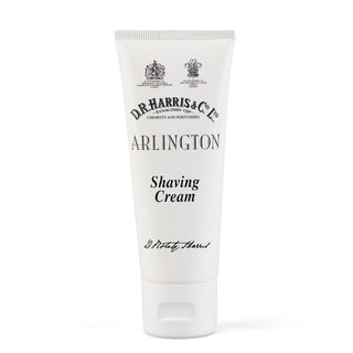 D.R. Harris Luxury Lather Arlington Shaving Cream, Travel Tube Shaving Cream D.R. Harris & Co