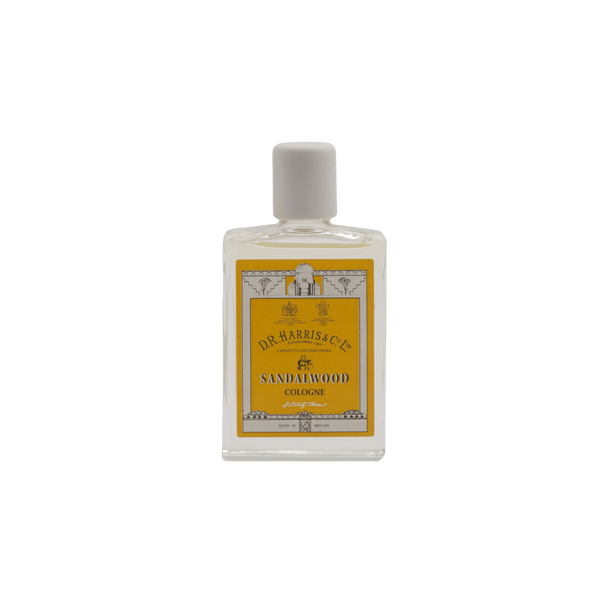 D.R. Harris Sandalwood Cologne - Fendrihan - 3