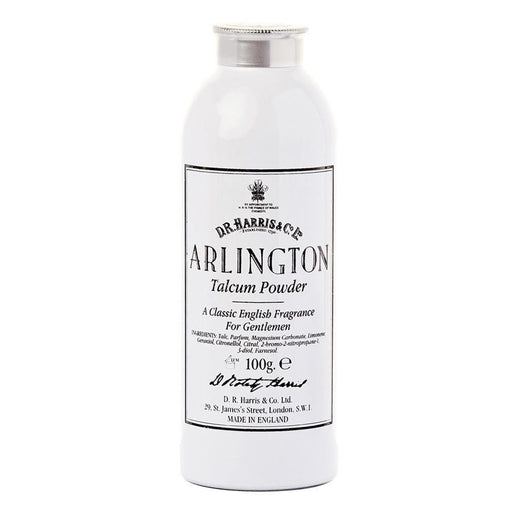 D.R. Harris Arlington Talcum Powder - Fendrihan