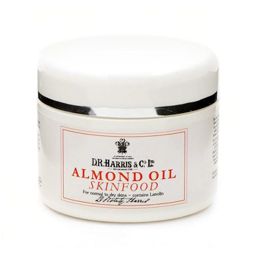 D.R. Harris Almond Oil Skinfood Men's Grooming Cream D.R. Harris & Co