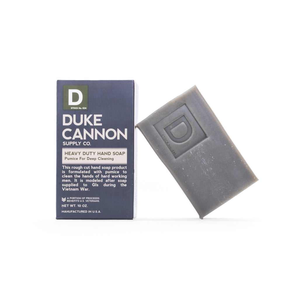 Duke Cannon Supply Co. Big Ass Brick of Soap, Heavy Duty with Pumice Body Soap Duke Cannon Supply Co