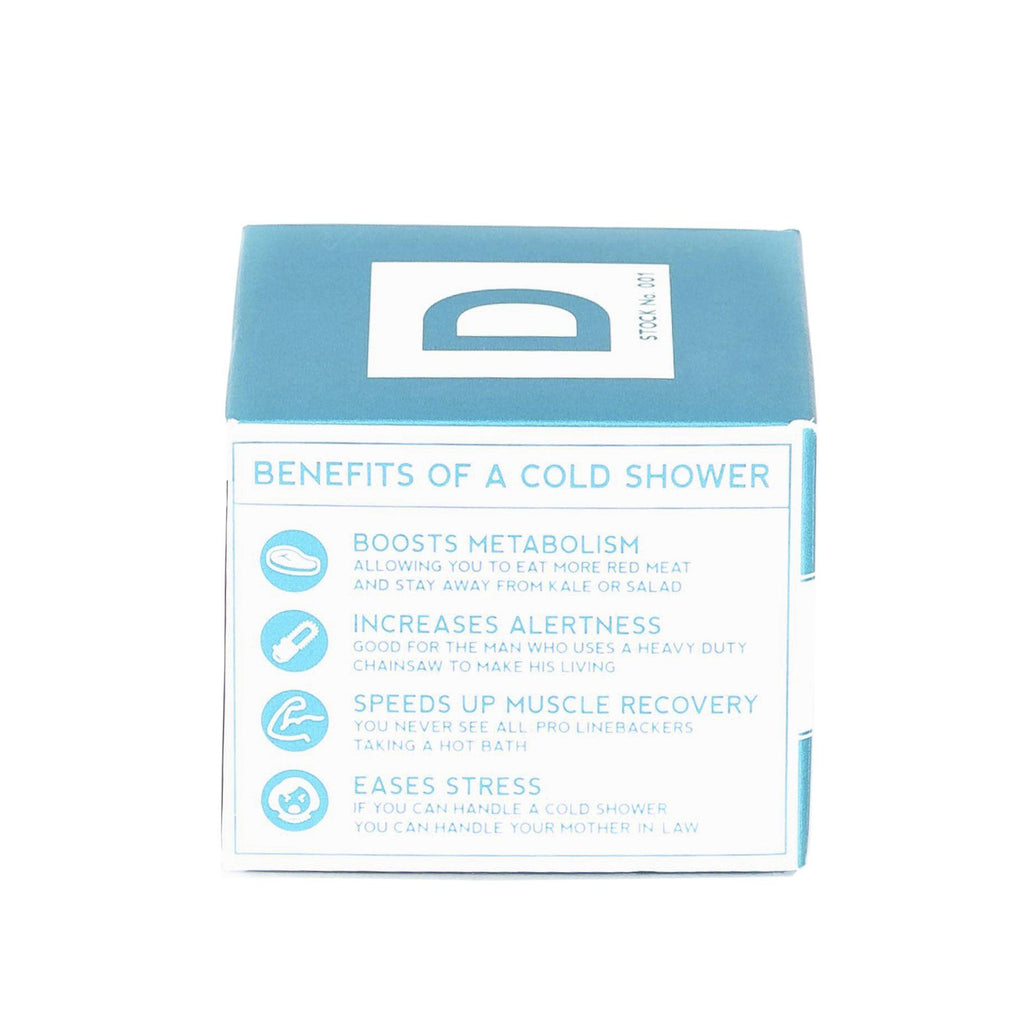 Duke Cannon Supply Co. Cold Shower Cooling Soap Cubes Body Soap Duke Cannon Supply Co