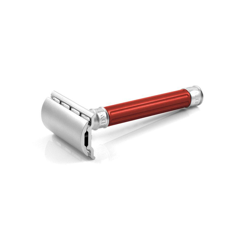 Edwin Jagger 3ONE6 Stainless Steel Double Edge Safety Razor Double Edge Safety Razor Edwin Jagger