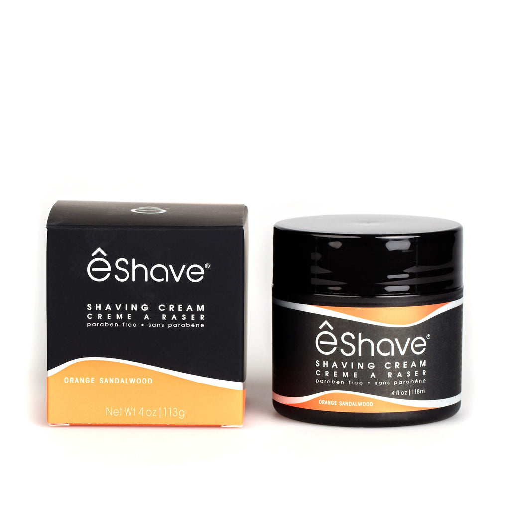 eShave Orange Sandalwood Shaving Cream Shaving Cream eShave