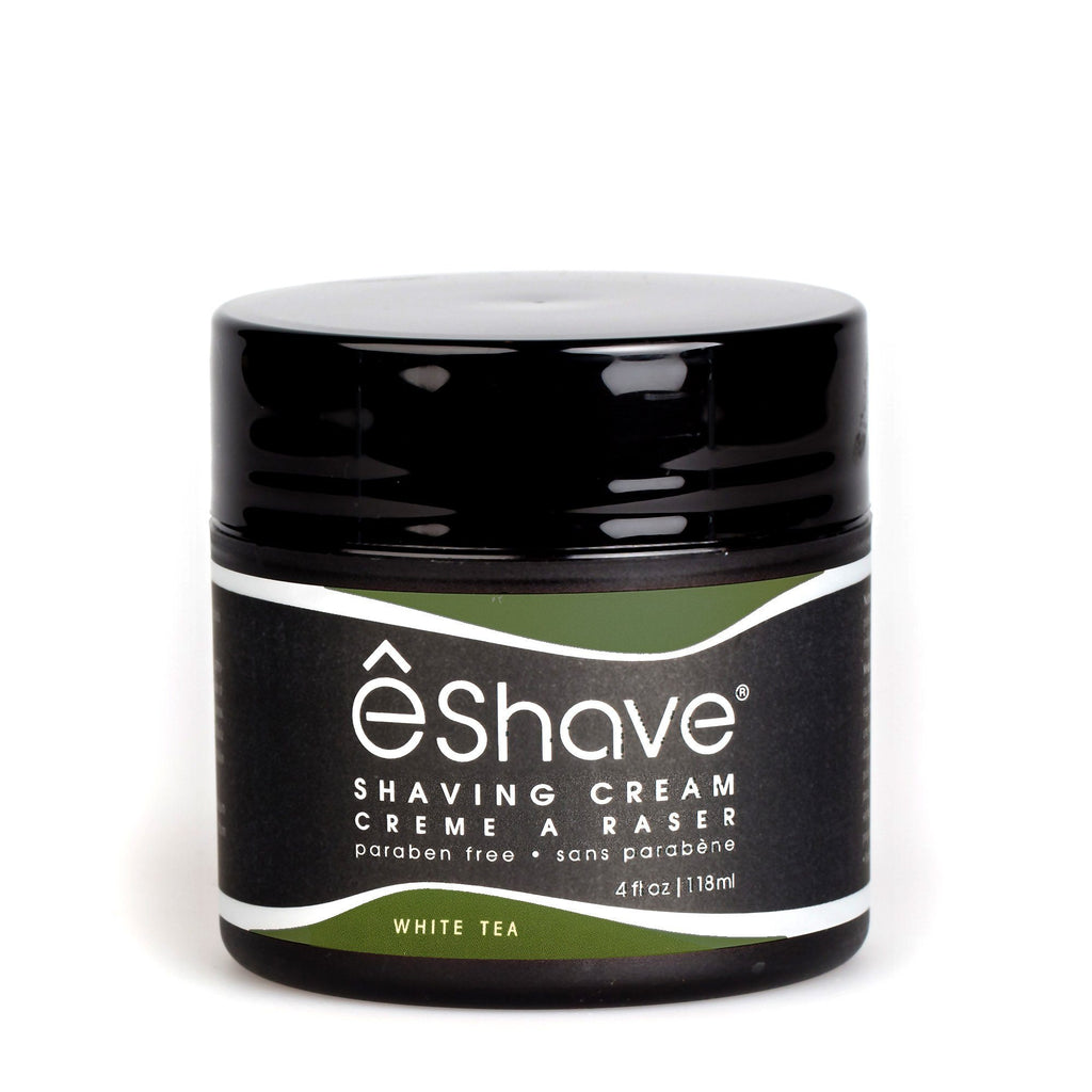 eShave White Tea Shaving Cream Shaving Cream eShave