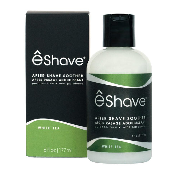 eShave After Shave Soother, White Tea
