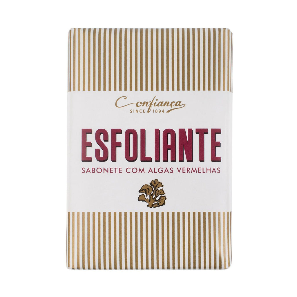 "Confiança Exfoliating ""Esfoliante"" Soap Bar Body Soap Confiança"