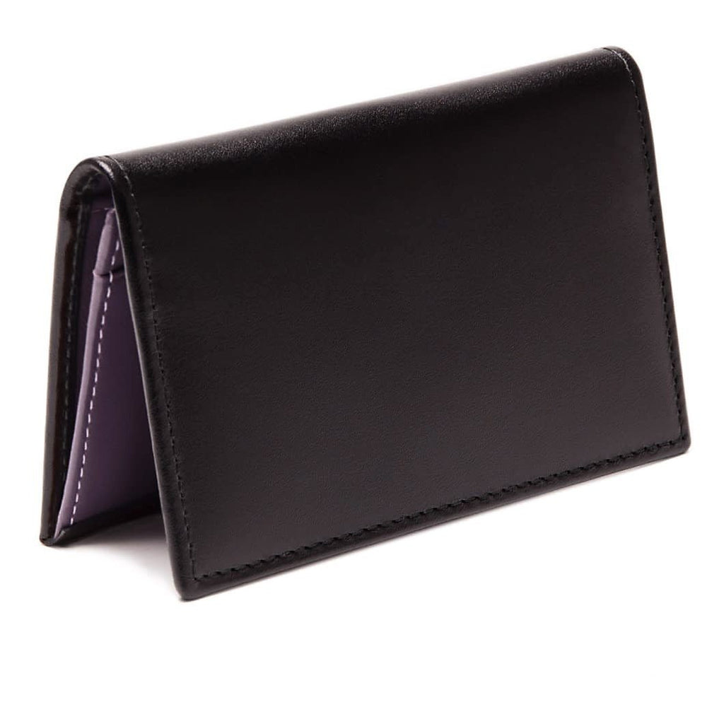 Ettinger Sterling Business Card Case Leather Wallet Ettinger