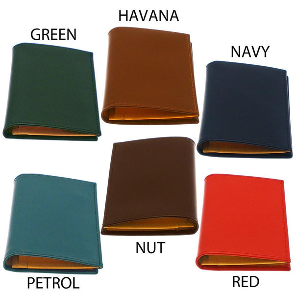 Ettinger Bridle Hide Business Card Case, Assorted Colors - Fendrihan - 4