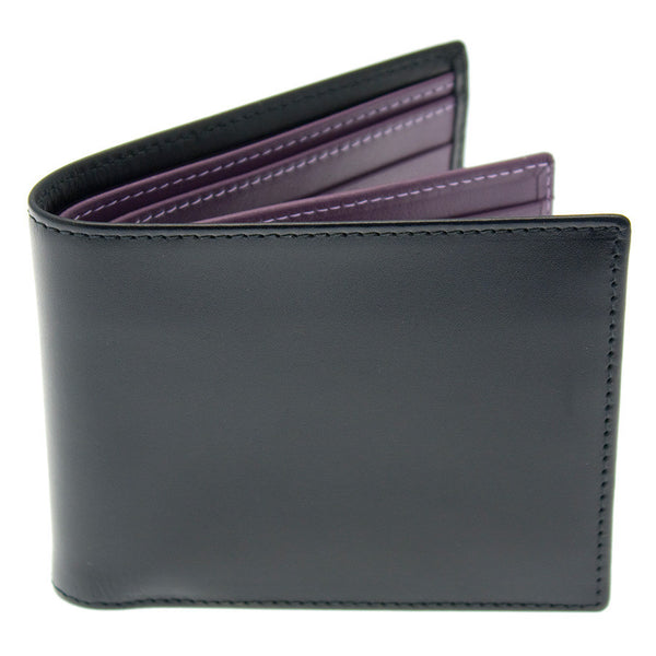 Ettinger Sterling Billfold Leather Wallet with 12 CC Slots, Assorted Colors - Fendrihan - 4