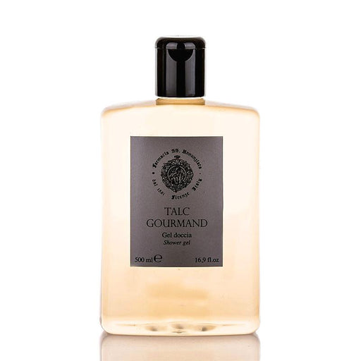 Farmacia Santissima Annunziata Talc Gourmand Shower Gel and Shampoo - Fendrihan