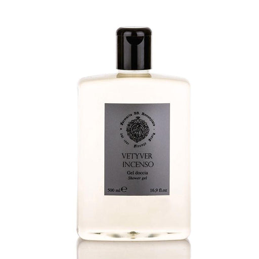 Farmacia Santissima Annunziata Vetyver Incenso Shower Gel and Shampoo - Fendrihan