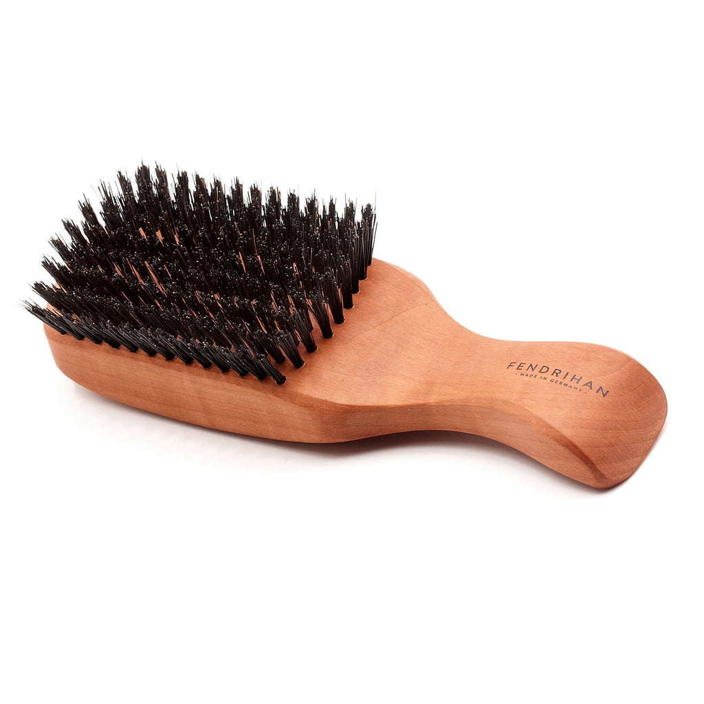 Men S Pearwood Bristle Hairbrush Made In Germany Fendrihan