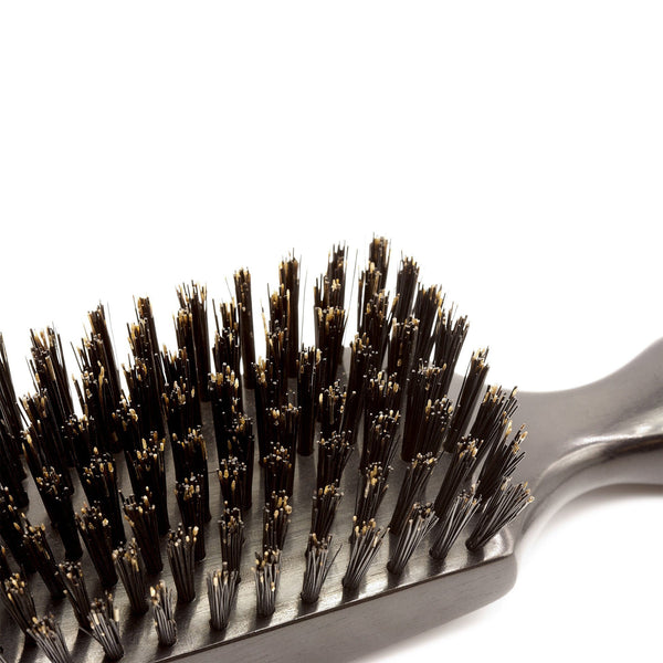 Fendrihan Exclusive Handmade Ebony and Boar Hair Brush by Keller - Made in Germany - Fendrihan - 2