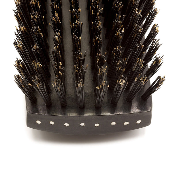 Fendrihan Exclusive Handmade Ebony and Boar Hair Brush by Keller - Made in Germany - Fendrihan - 3