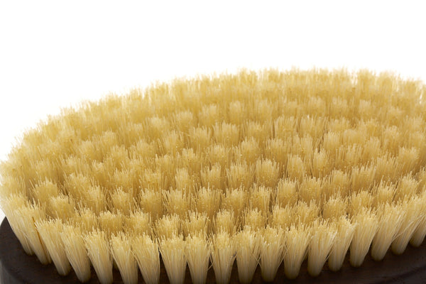 Detachable Thermowood Bath Brush with Long Handle - Made in Germany - Fendrihan - 4
