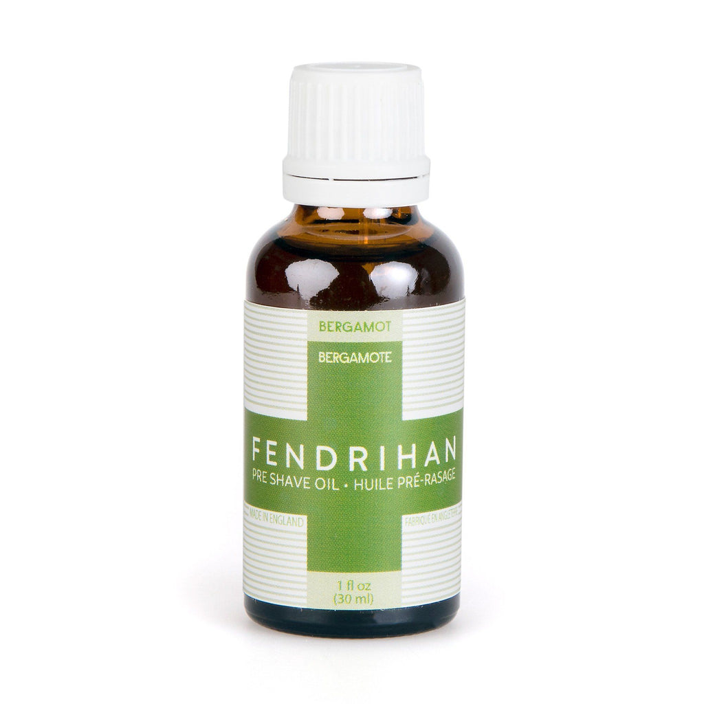 Fendrihan Pre-Shave Oil, Shaving Cream and Shaving Brush Set, Save $15 Shaving Kit Fendrihan
