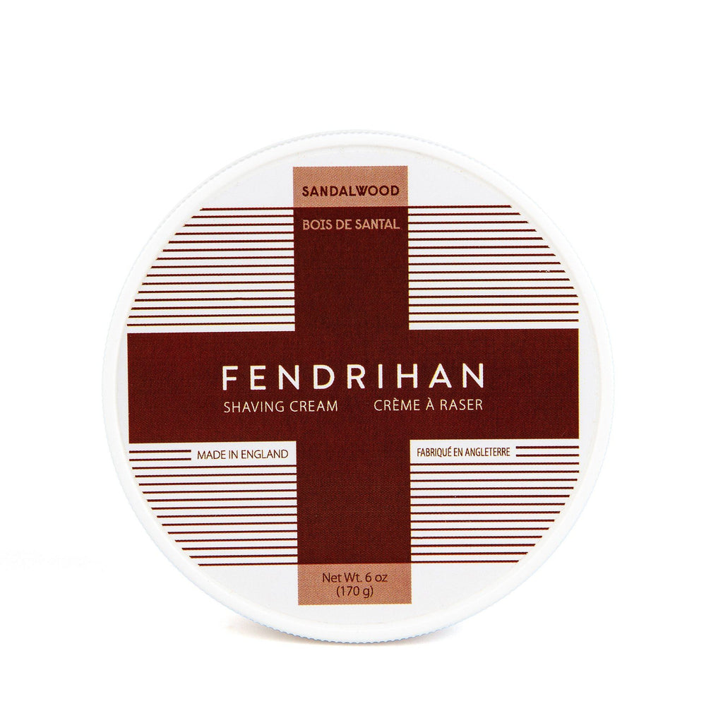 Fendrihan Shaving Creams - Made in England Shaving Cream Fendrihan Sandalwood