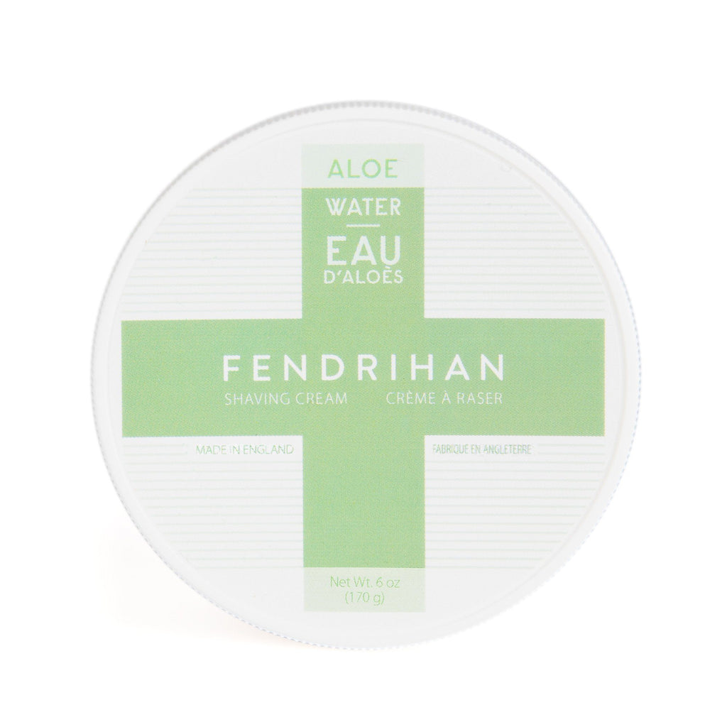 Fendrihan Shaving Creams - Made in England Shaving Cream Fendrihan Aloe Water
