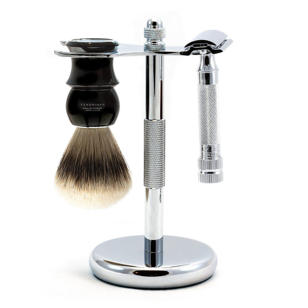 Merkur 34C HD 3-Piece Classic Wet-Shaving Kit, Save $25 - Fendrihan - 1