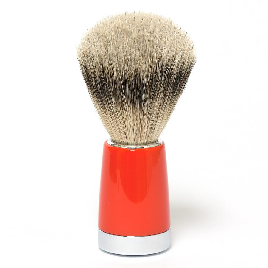 True North Silvertip Badger Hair Shaving Brush Badger Bristles Shaving Brush Fendrihan