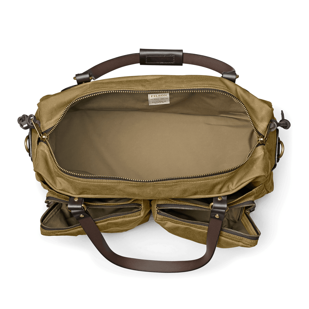 FILSON 48-Hour Tin Cloth Duffle Bag Duffle Bag FILSON