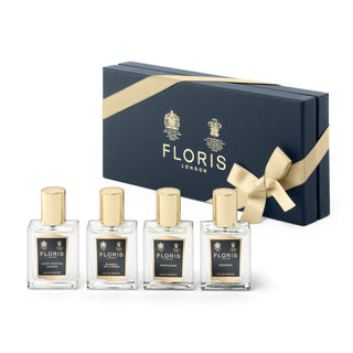 Floris London Fragrance Travel Collection for Her, Gift Set Fragrance for Women Floris London