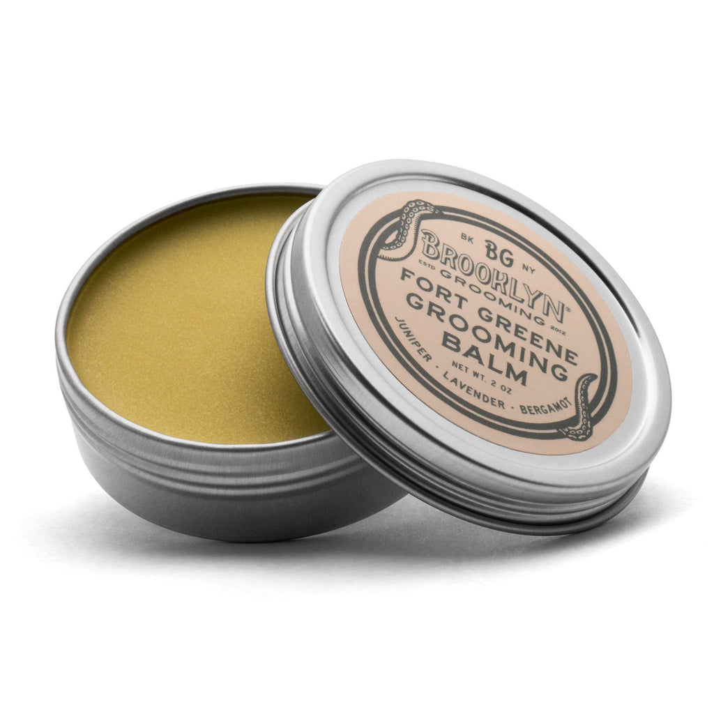 Brooklyn Grooming Fort Greene Grooming Balm Men's Grooming Cream Brooklyn Grooming Co