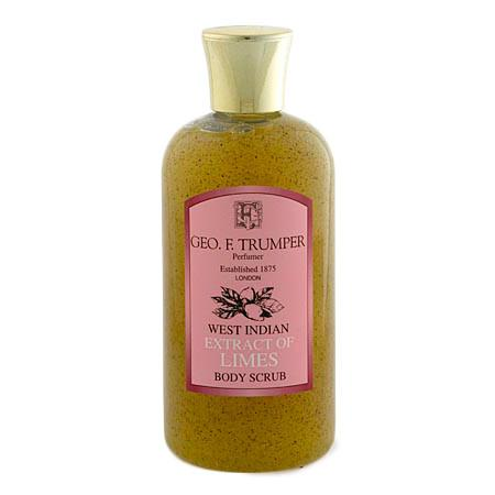 Geo. F. Trumper Extract of Limes Body Scrub - Fendrihan