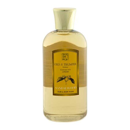 Geo. F. Trumper Sandalwood Hair and Body Wash - Fendrihan