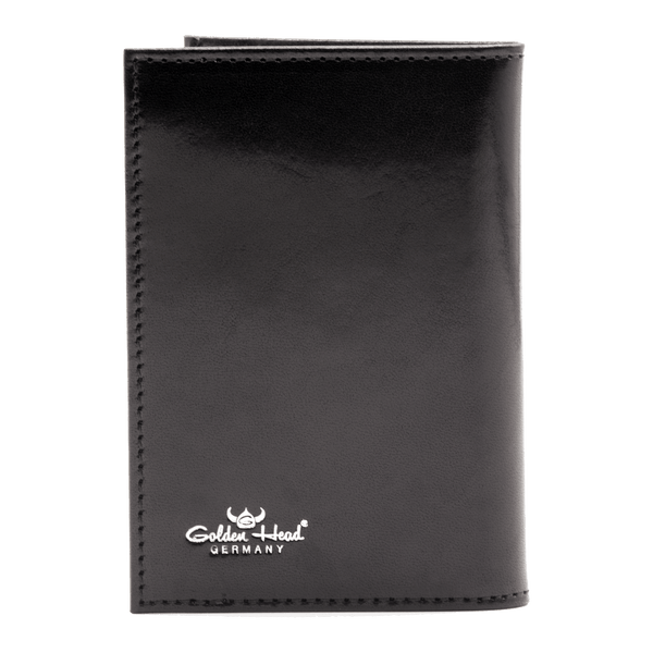 Golden Head Colorado Eco-Tanned Card Case, RFID Protect - Fendrihan - 5