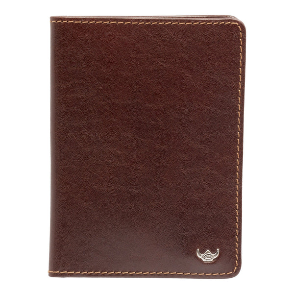 Golden Head Colorado Eco-Tanned 3 CC Leather ID Wallet - Fendrihan - 5