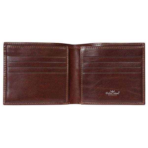 Golden Head Colorado Eco-Tanned Italian Leather Billfold with 8 Credit Card Slots - Fendrihan - 4