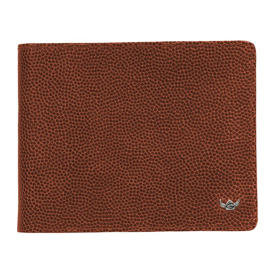 Golden Head Livorno Limited Edition 8 CC Leather Wallet with Coin Pocket, Brown - Fendrihan - 2