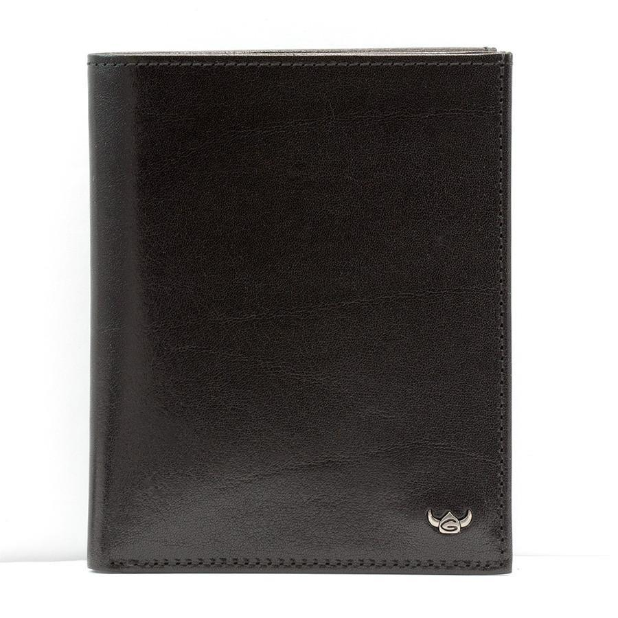 Golden Head Colorado Leather Billfold with 10 Credit Card Slots Leather Wallet Golden Head