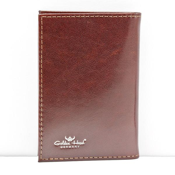 Golden Head Colorado Eco-Tanned Card Case, RFID Protect - Fendrihan - 3