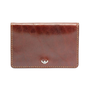 Card cases fendrihan golden head colorado leather business card case tobacco fendrihan 1 colourmoves