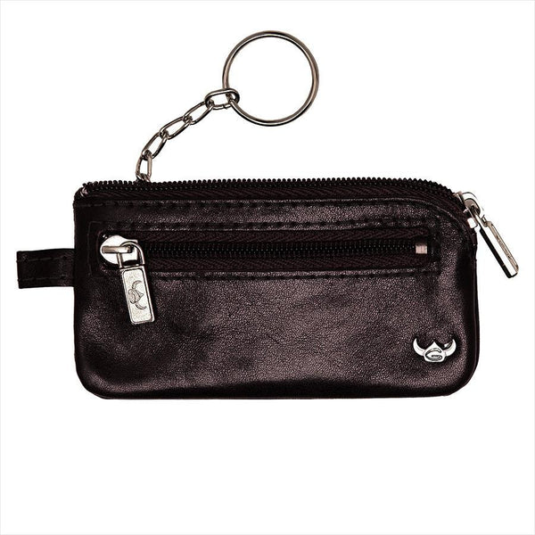 Golden Head Colorado Leather Zippered Key Holder - Fendrihan - 2