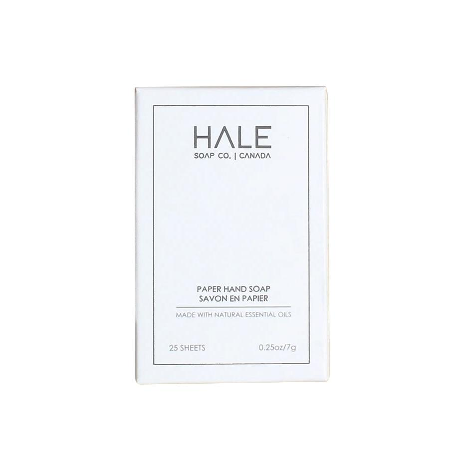 Hale Soap Co Paper Soap Bar Specialty Soap Hale Soap Co