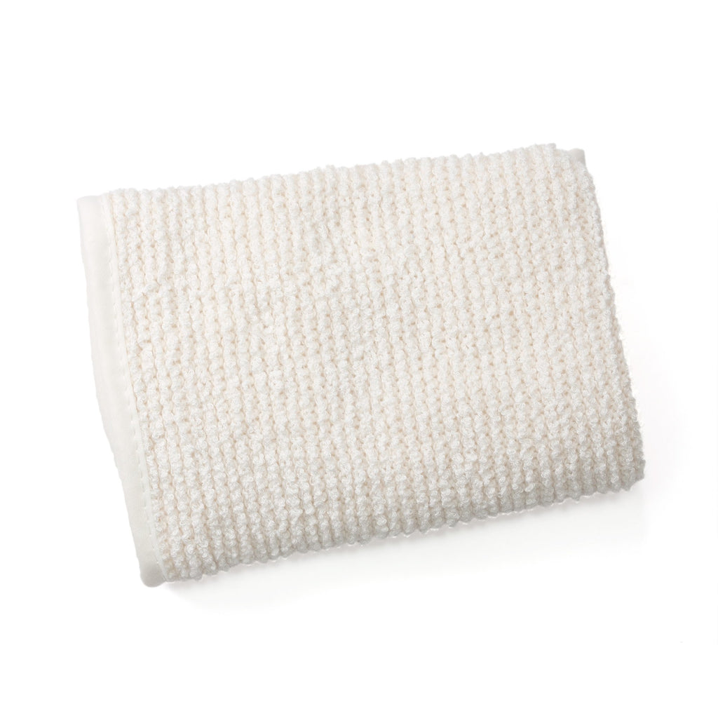 Hydrea London Bamboo Dual Sided Washcloth Towel The Natural Sea Sponge Co