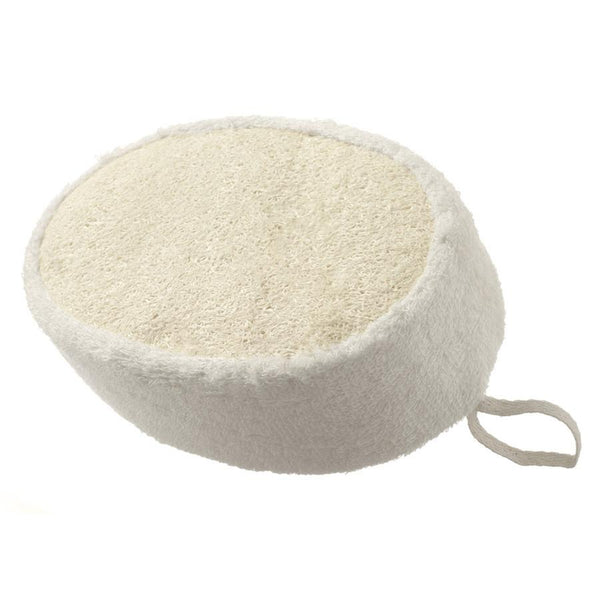 Hydrea London Bamboo and Loofah Exfoliating Sponge - Fendrihan - 1