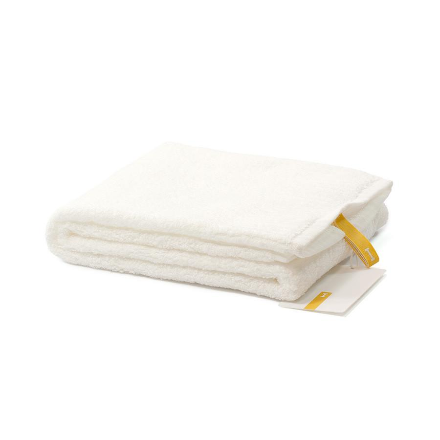 Ikeuchi Organic 732 Cotton Towel Towel Ikeuchi Face Towel (35 x 80 cm) White