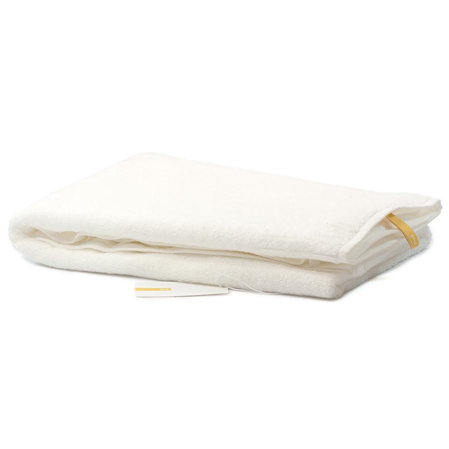 Ikeuchi Organic 732 Cotton Towel Towel Ikeuchi Bath Towel (72 x 145 cm) White