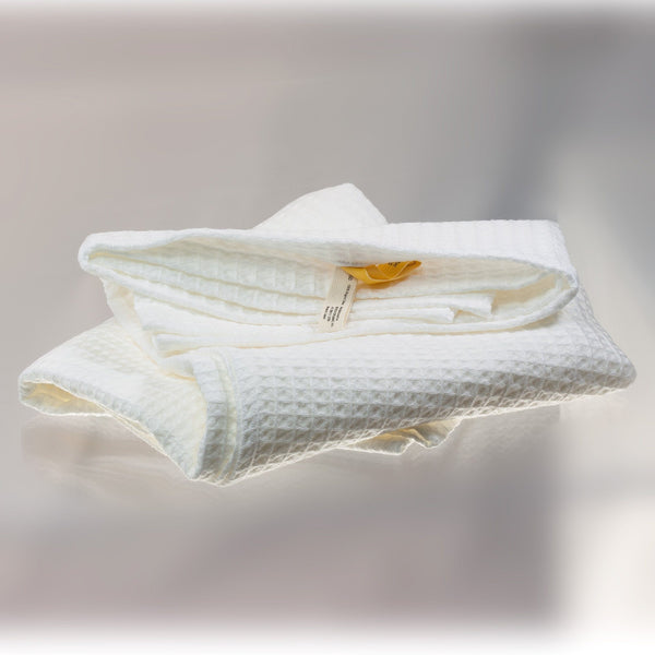 Ikeuchi Organic I 340 Cotton Towel, White - Fendrihan - 2