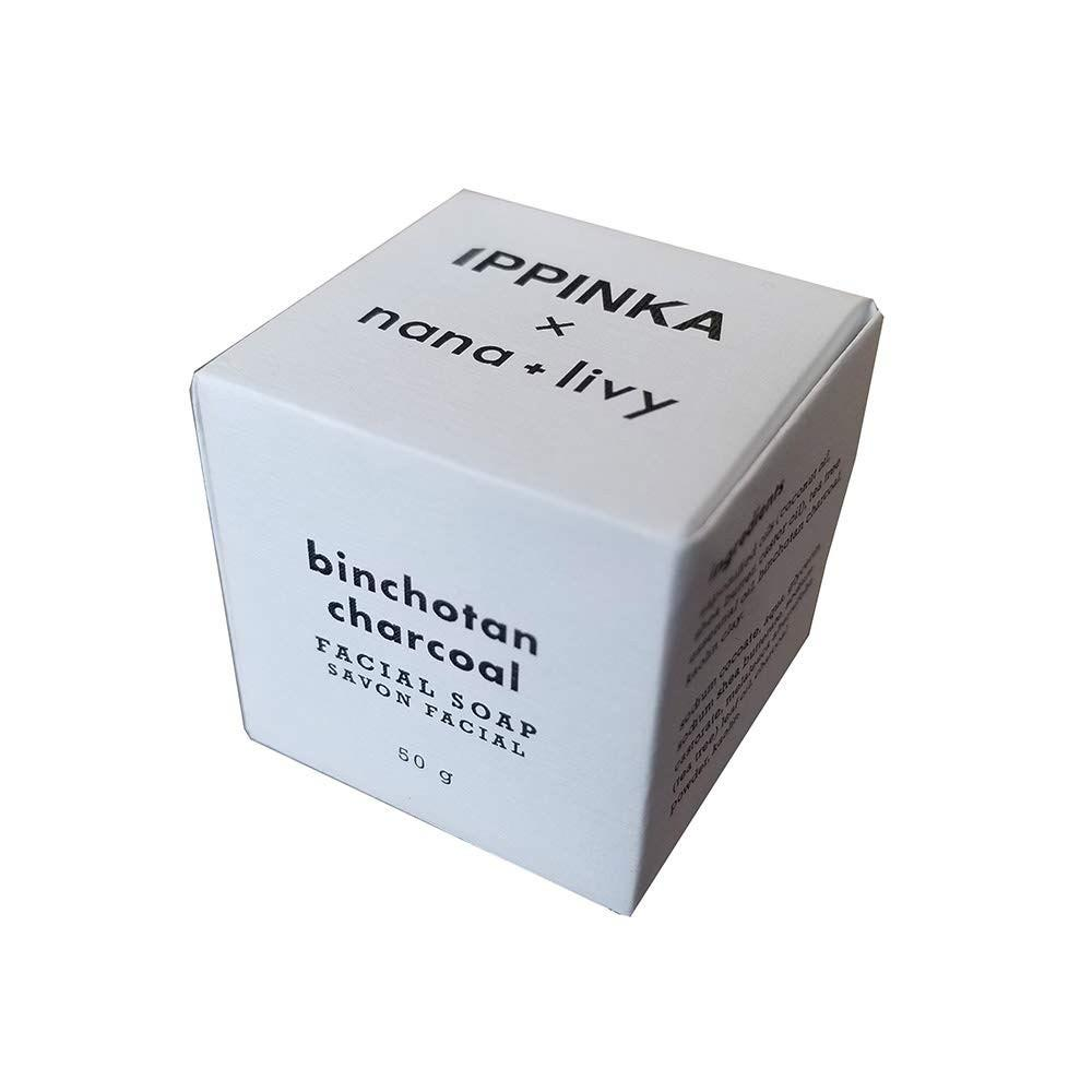 Ippinka Binchotan Charcoal Facial Soap Face Wash Japanese Exclusives