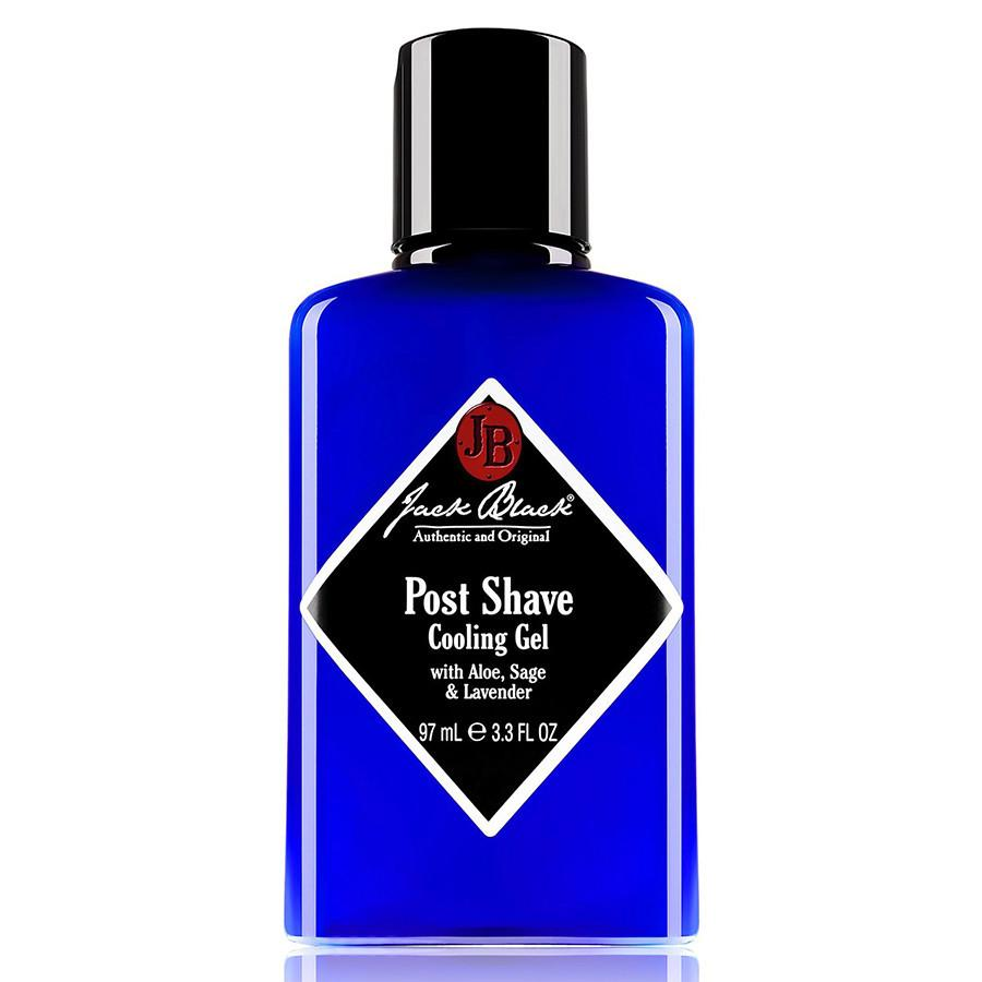 Jack Black Post Shave Cooling Gel, 3.3 oz Aftershave Gel Jack Black